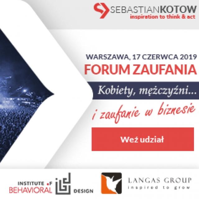 Forum Zaufania Warszawa